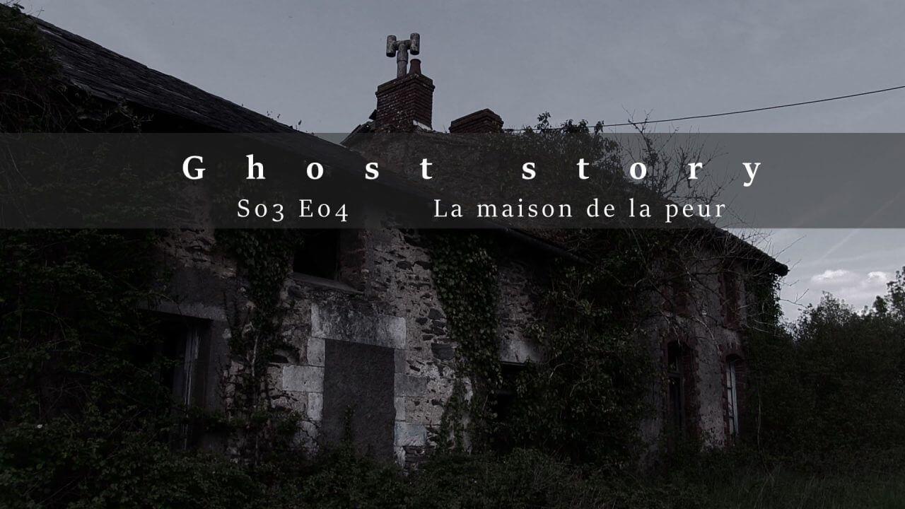 ghost story la maison de la peur s03e04 chasseur de